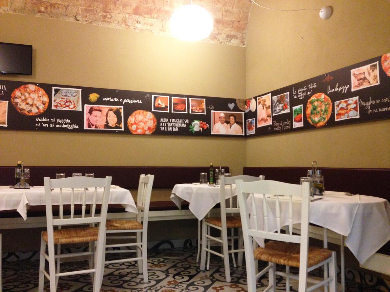 Ristorante-Pizzeria Antica Trapanese