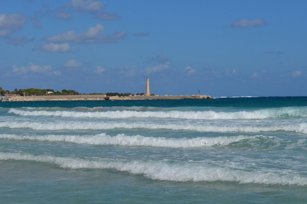 Faro Punta San Vito