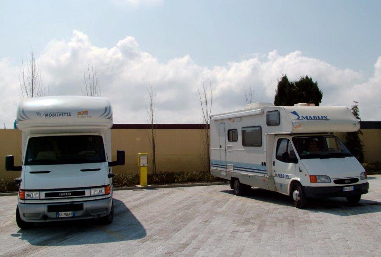Area Camper Le Saline