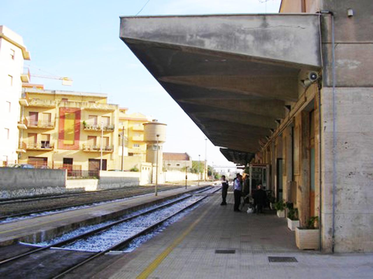 Stazione Centrale di Marsala