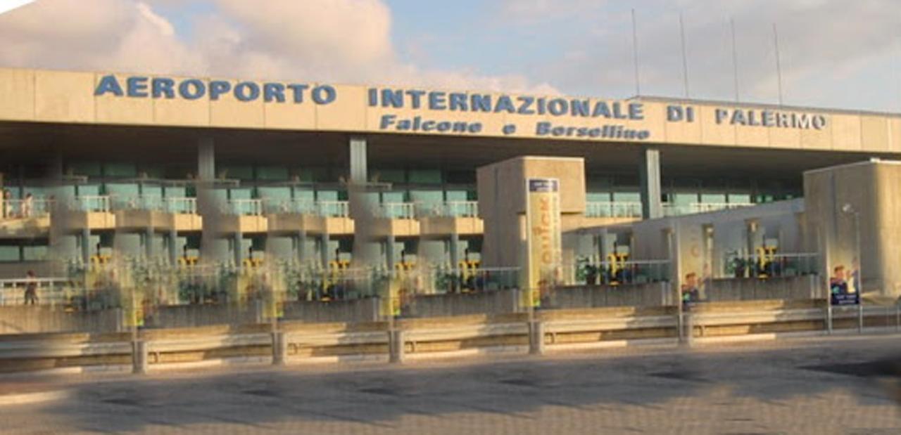 Aeroporto Palermo - Falcone Borsellino