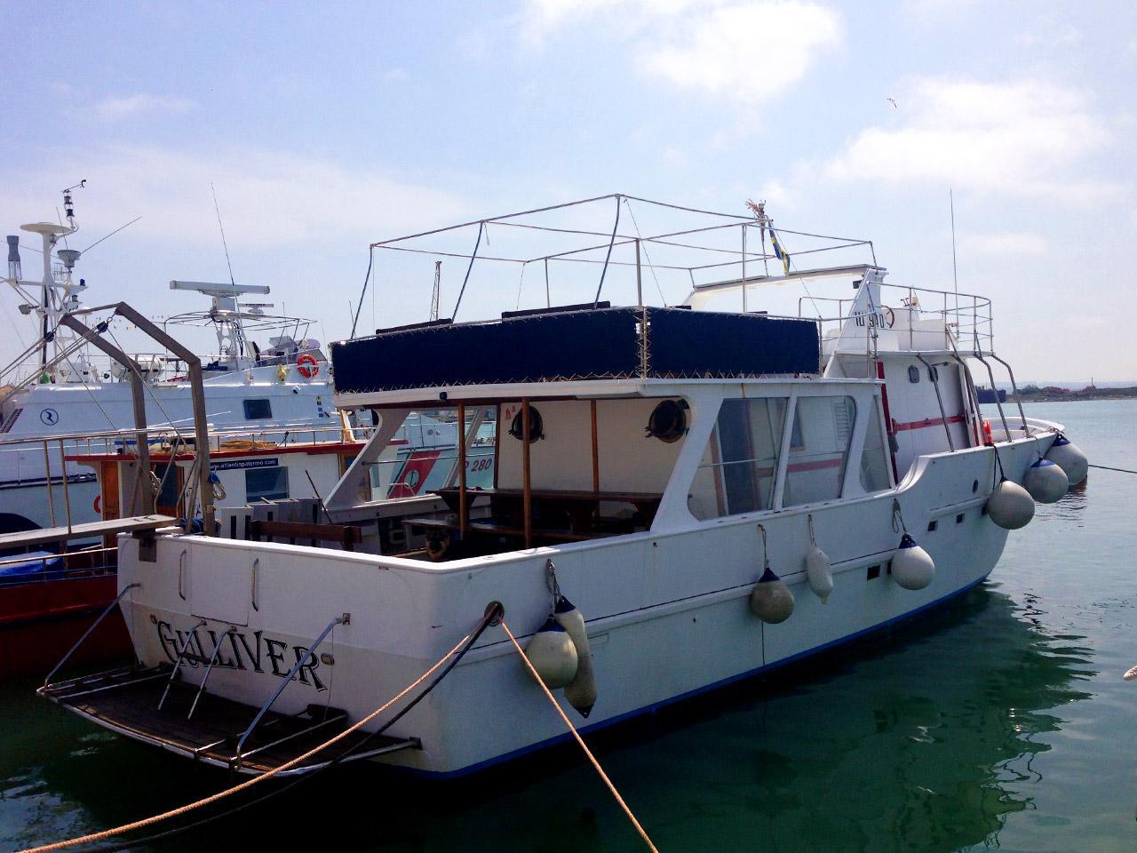 Mini Cruiser Egadi lines