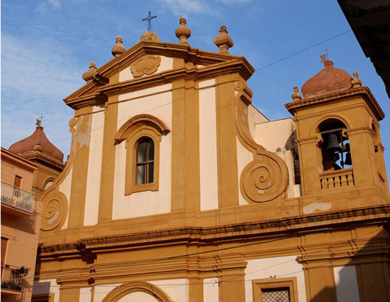 Chiesa Madre - Castel. del Golfo